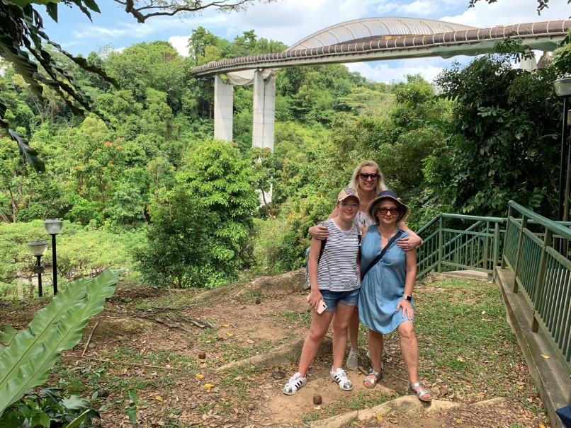 Singapur - perla Asie od A do Z (fotografie 117)