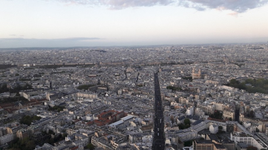 Romantická Paříž a Versailles (fotografie 27)