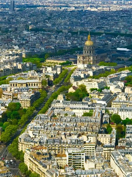 Romantická Paříž a Versailles (fotografie 37)