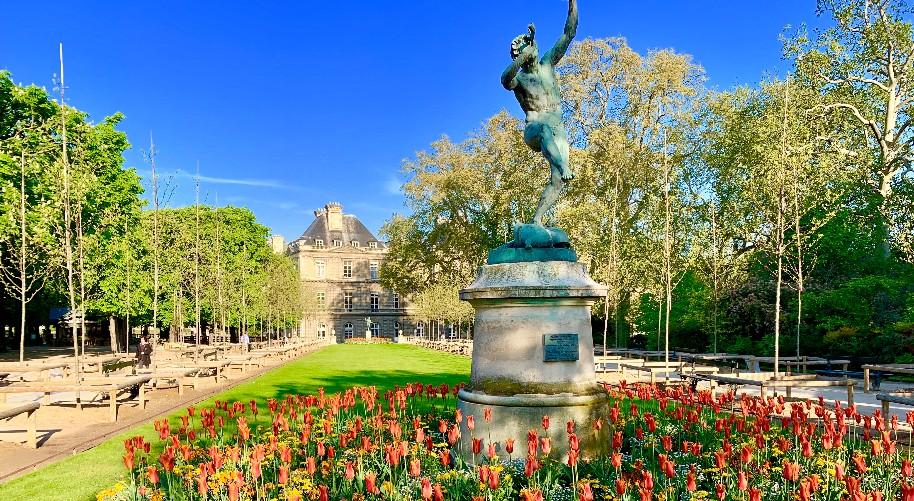 Romantická Paříž a Versailles (fotografie 49)