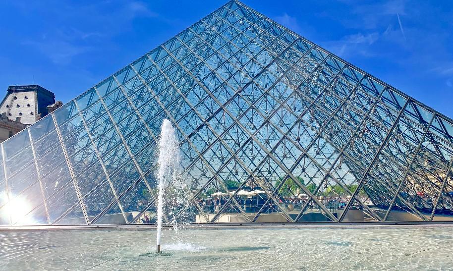 Romantická Paříž a Versailles (fotografie 50)