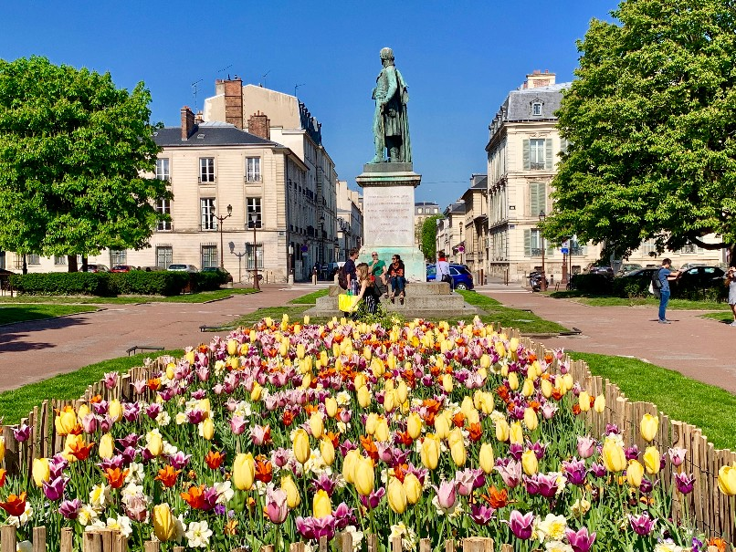 Romantická Paříž a Versailles (fotografie 51)