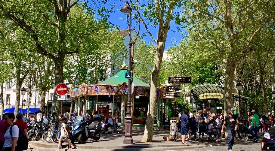 Romantická Paříž a Versailles (fotografie 52)