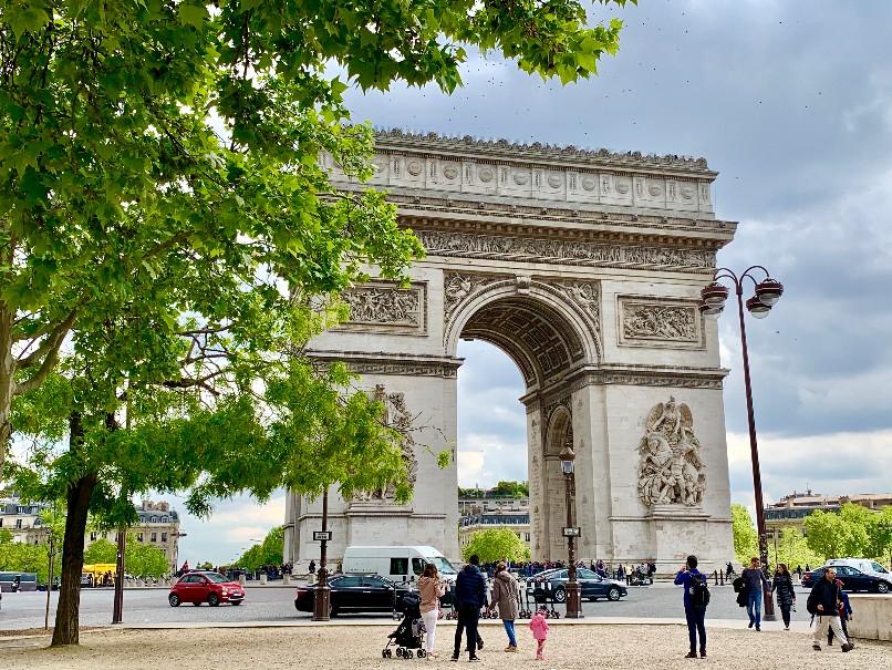Romantická Paříž a Versailles (fotografie 55)