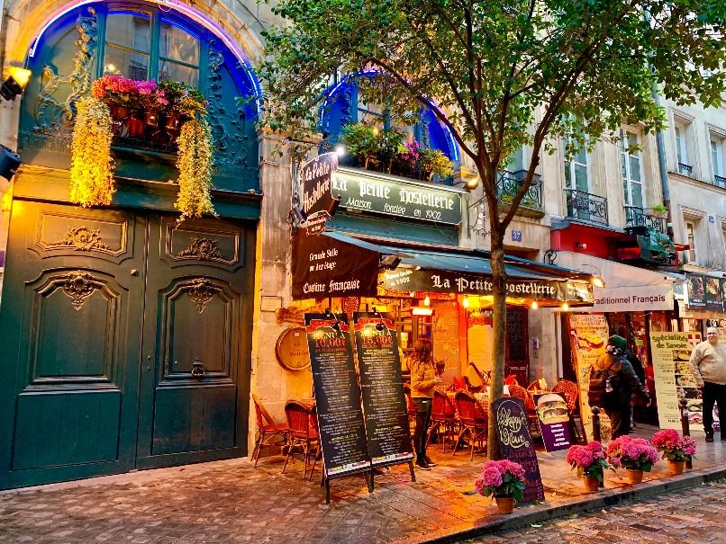 Romantická Paříž a Versailles (fotografie 58)