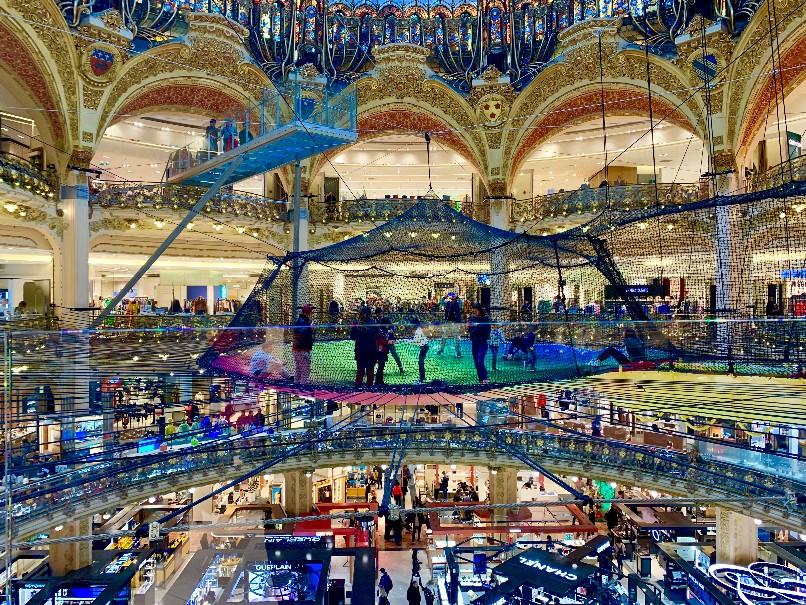 Romantická Paříž a Versailles (fotografie 59)