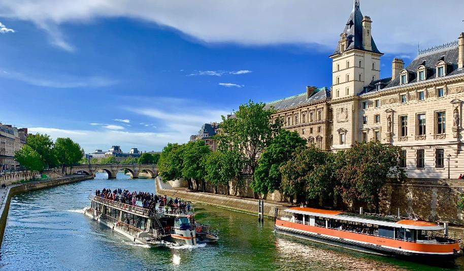 Romantická Paříž a Versailles (fotografie 60)