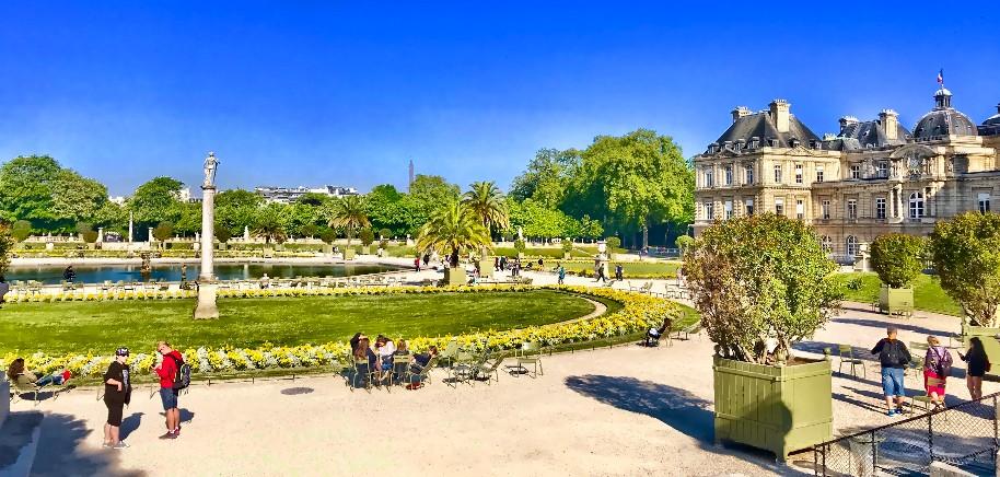 Romantická Paříž a Versailles (fotografie 62)