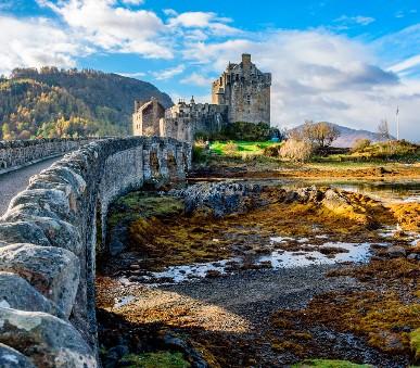 Skotsko - velký okruh