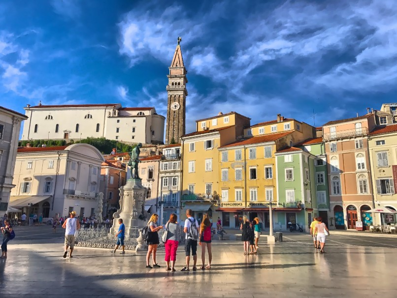 Slovinsko - od Triglavu k moři (fotografie 1)
