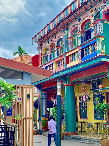 Singapur - perla Asie od A do Z (fotografie 6)