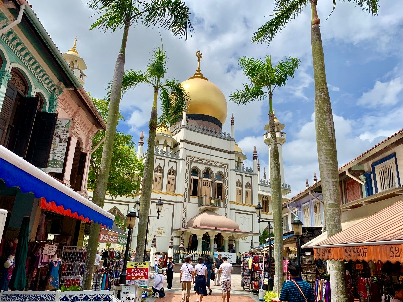 Singapur - perla Asie od A do Z (fotografie 7)