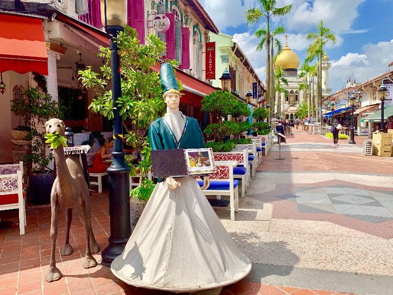 Singapur - perla Asie od A do Z (fotografie 8)