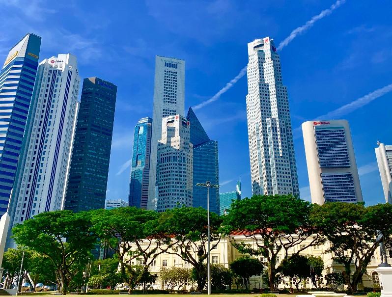 Singapur - perla Asie od A do Z (fotografie 12)