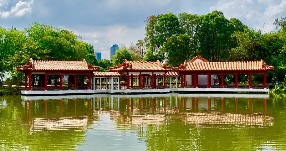 Singapur - perla Asie od A do Z (fotografie 25)