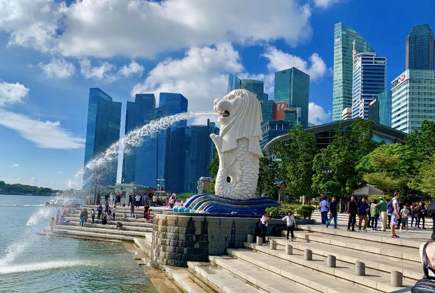 Singapur - perla Asie od A do Z (fotografie 36)