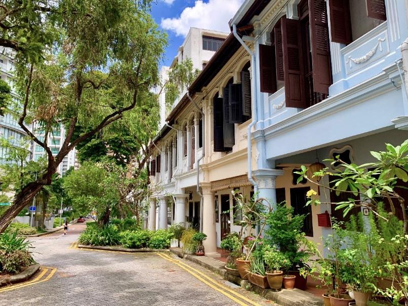 Singapur - perla Asie od A do Z (fotografie 68)