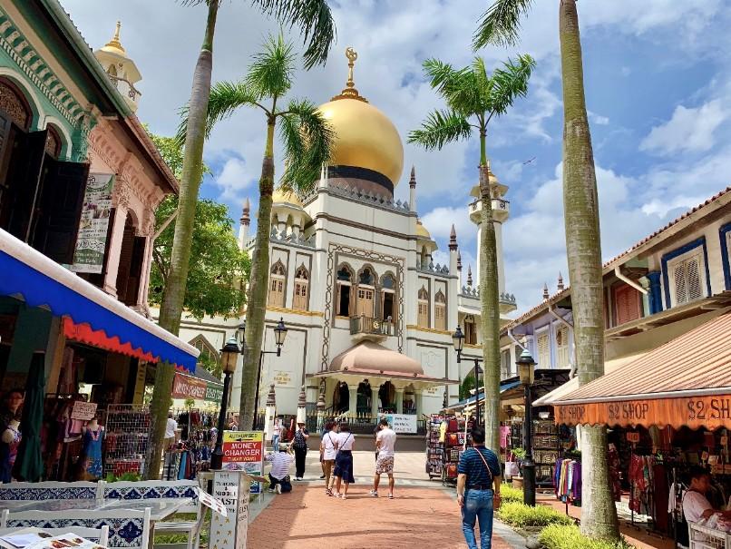 Singapur - perla Asie od A do Z (fotografie 89)