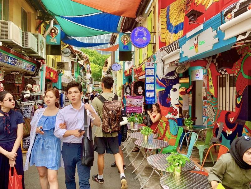 Singapur - perla Asie od A do Z (fotografie 91)