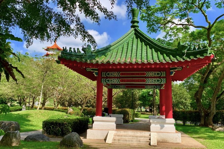 Singapur - perla Asie od A do Z (fotografie 109)
