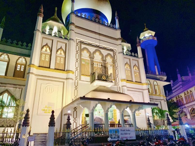Singapur - perla Asie od A do Z (fotografie 118)