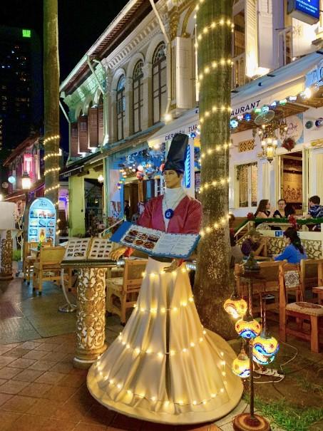 Singapur - perla Asie od A do Z (fotografie 119)