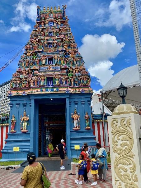 Singapur - perla Asie od A do Z (fotografie 120)