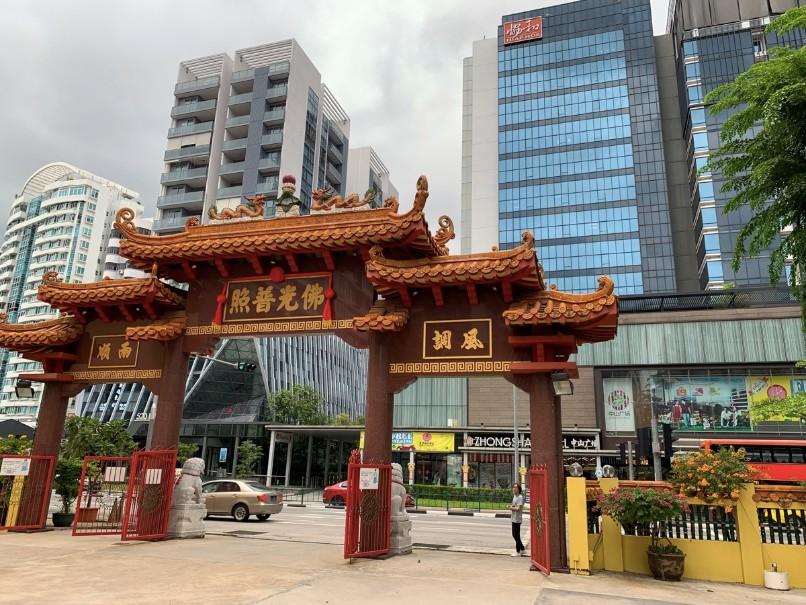 Singapur - perla Asie od A do Z (fotografie 125)