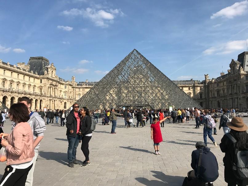 Romantická Paříž a Versailles (fotografie 39)