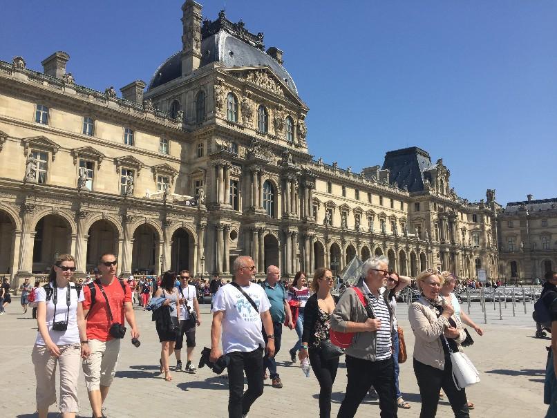 Romantická Paříž a Versailles (fotografie 43)