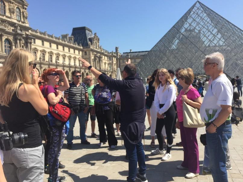 Romantická Paříž a Versailles (fotografie 44)
