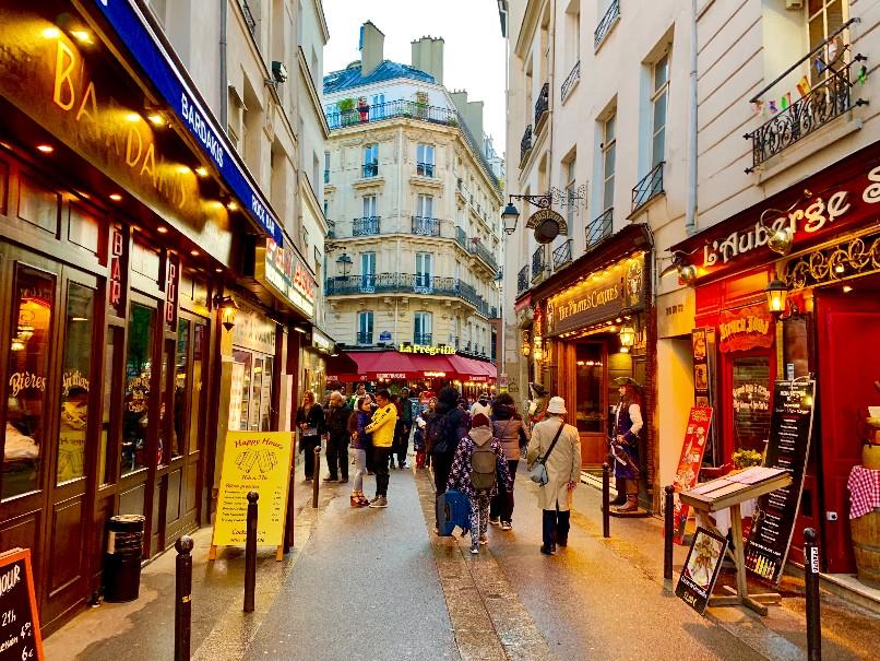 Romantická Paříž a Versailles (fotografie 57)