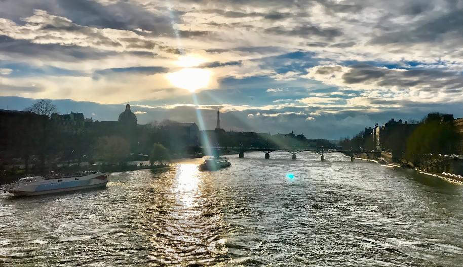 Romantická Paříž a Versailles (fotografie 61)