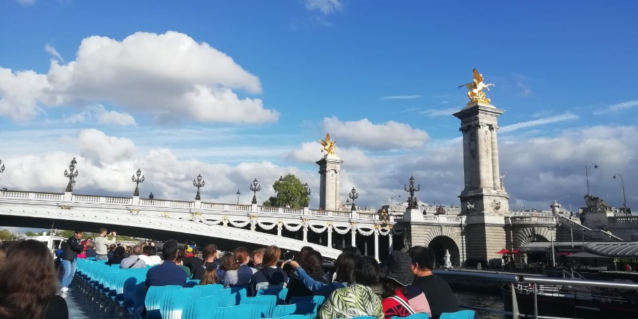 Romantická Paříž a Versailles (fotografie 69)
