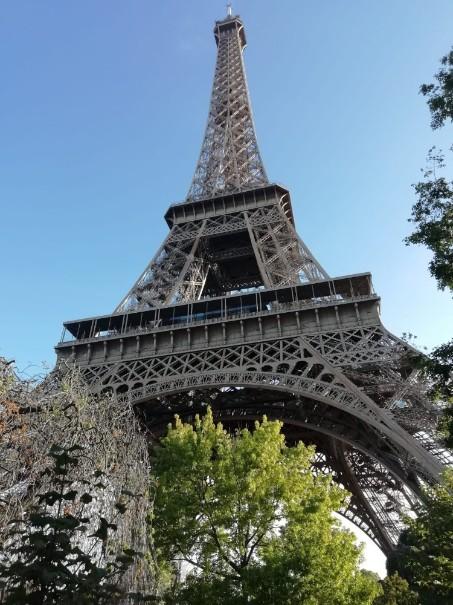 Romantická Paříž a Versailles (fotografie 72)