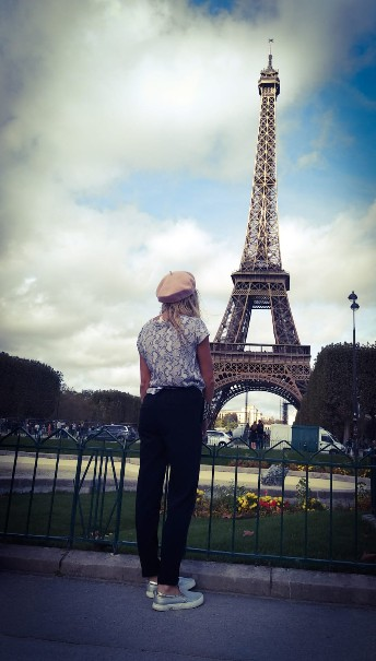 Romantická Paříž a Versailles (fotografie 74)