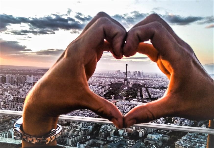 Romantická Paříž a Versailles (fotografie 1)