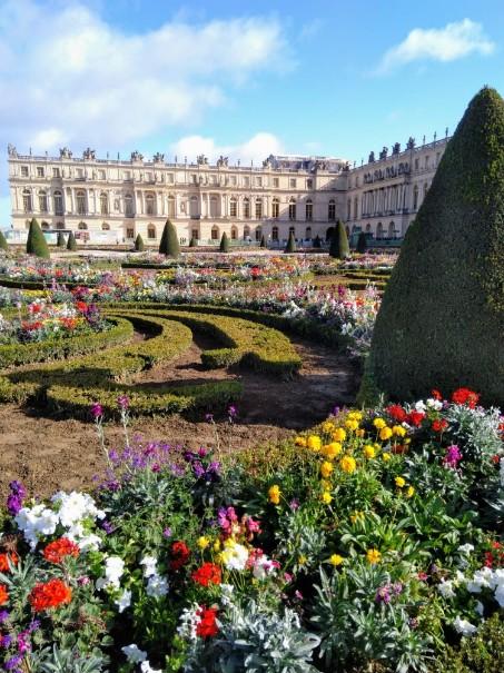 Romantická Paříž a Versailles (fotografie 76)