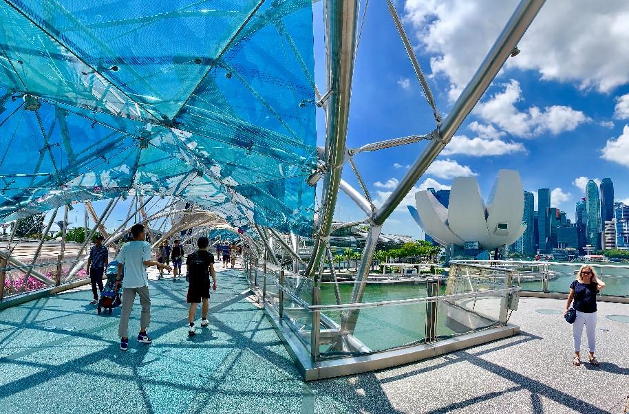 Singapur - perla Asie od A do Z (fotografie 4)