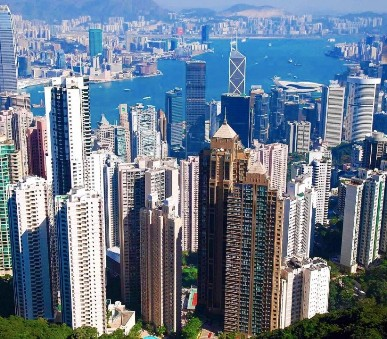 Hong Kong, Macao a Shenzhen