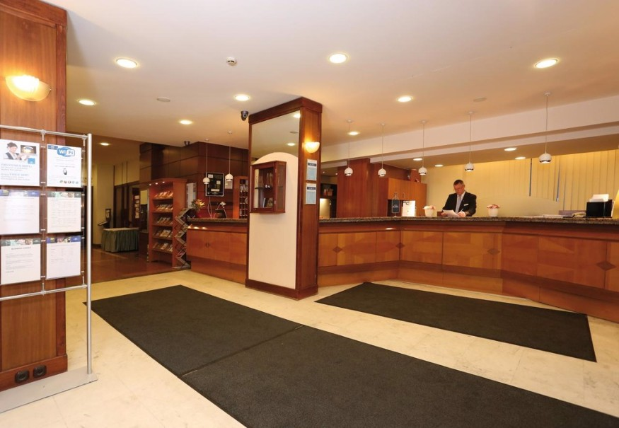 Hotel Raba City Center (fotografie 7)