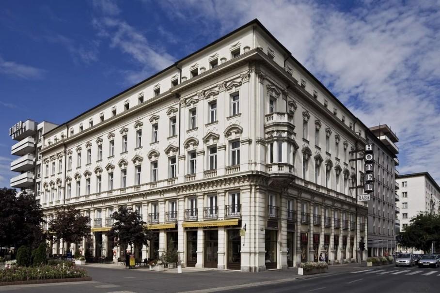 Hotel Raba City Center (fotografie 17)
