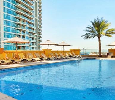 Hotel Ramada Hotel & Suites By Wyndham Dubai Jbr