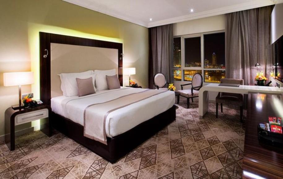 Elite Byblos Hotel (ex Coral Dubai Al Barsha) (fotografie 4)