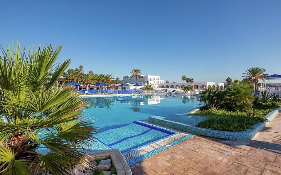 Hotel Samira Club Aquapark (fotografie 38)