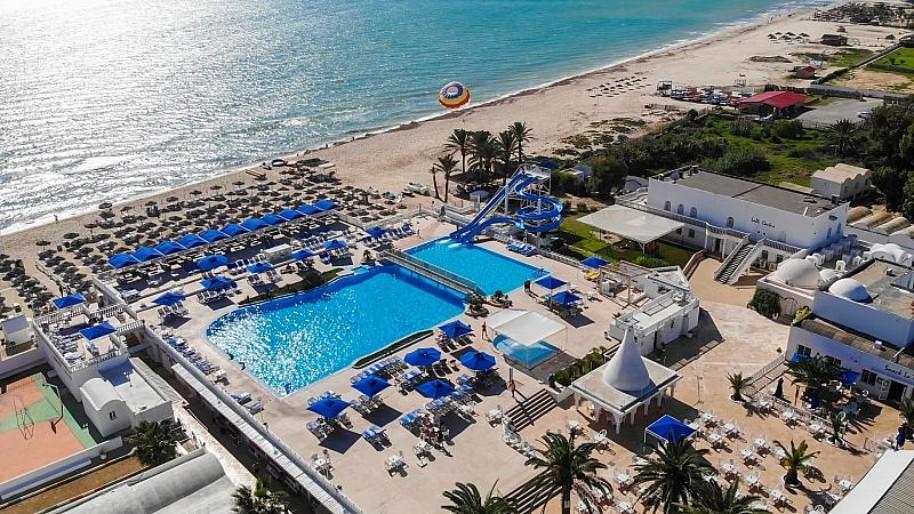 Hotel Samira Club Aquapark (fotografie 46)