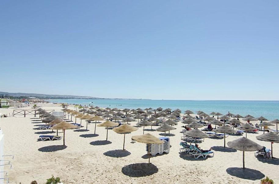 Hotel Samira Club Aquapark (fotografie 47)