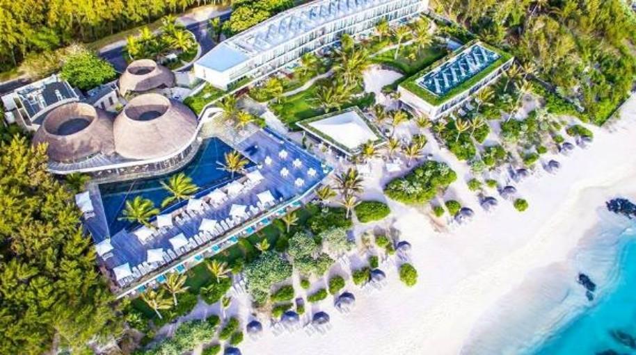 Hotel Radisson Blu Poste Lafayette Resort & Spa (fotografie 1)