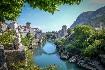 Bosna a Hercegovina s koupáním u moře i vodopádů (fotografie 6)