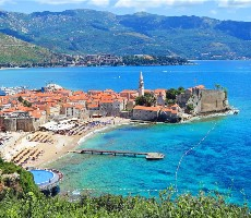 Půvaby Černé Hory s výletem do Albánie a Dubrovníku